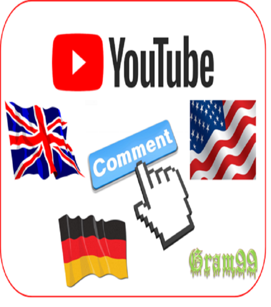 I will Provide 35 YouTube Custom Comments USA, UK or Germany
