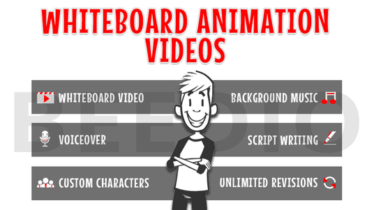 Boost Your Business Sales With A Whiteboard Animation Video