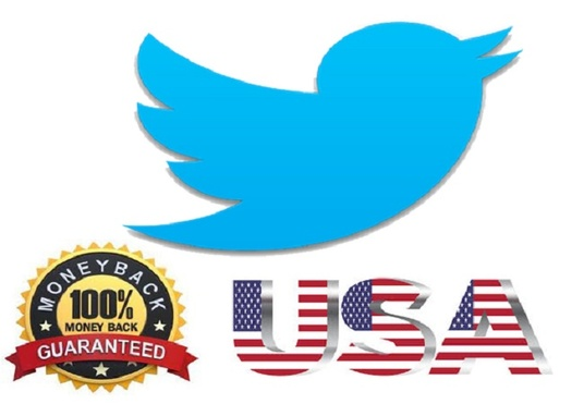 I will Provided 200 + real USA targeted Twitter followers