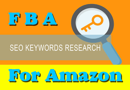 I will Do Amazon SEO Keyword Research