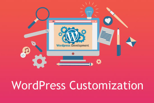 design your  wordpress website