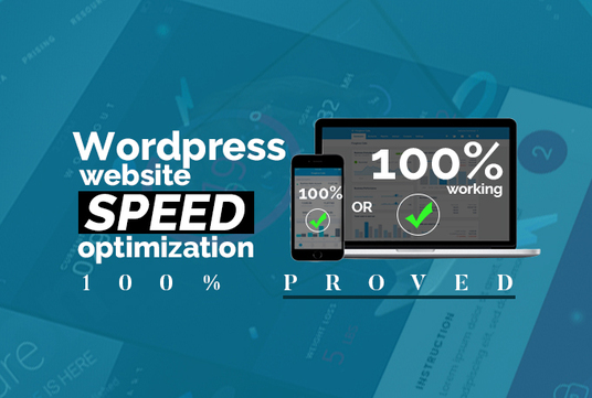 I will do wordpress speed optimization or speed up website