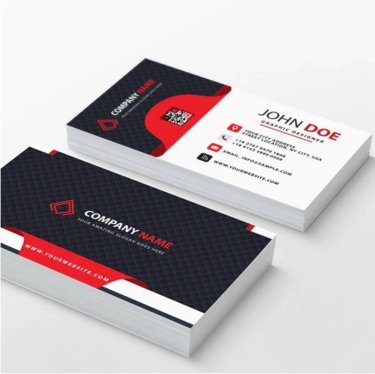design creative and professional business card
