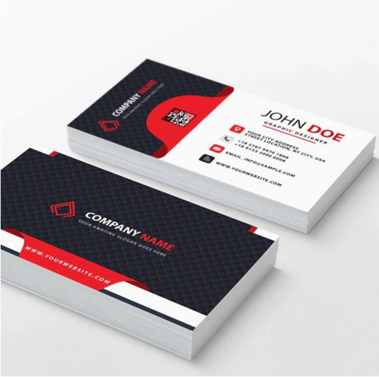 I will design creative and professional business card