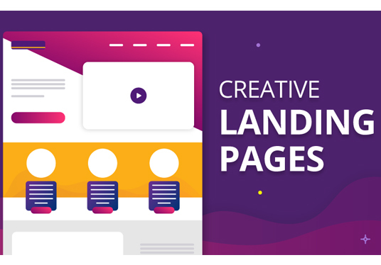I will create a professional wordpress landing page