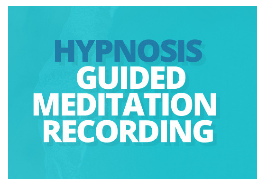 Record Hypnosis Guided Meditation With Script For Commercial Use