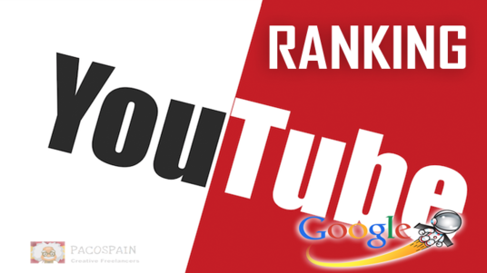 I will Rank Your YouTube Video In Google