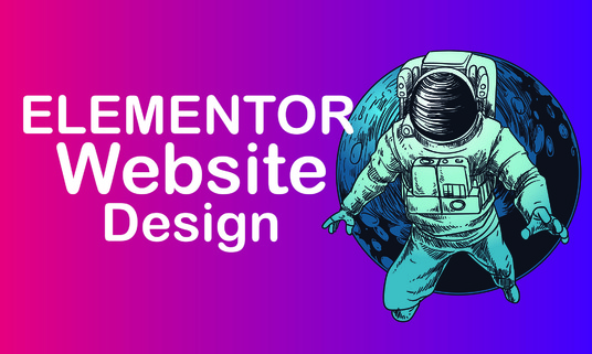 I will Create Elementor Pro WordPress Website