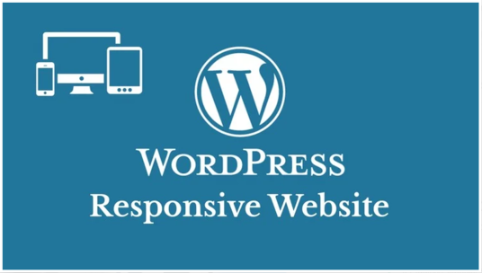 I will build responsive WordPress website