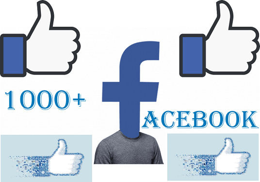 I will do 1000+ Facebook likes on your selected image and videos
