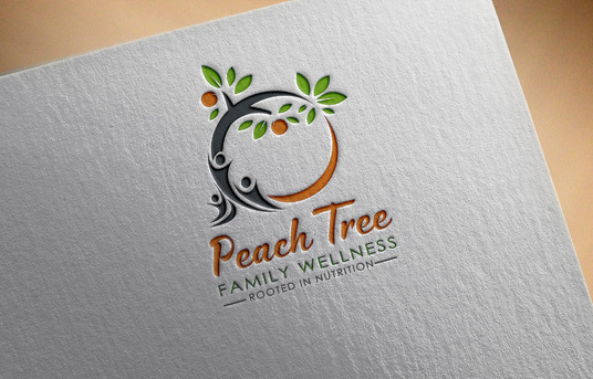 I will design clean & modern logo for you