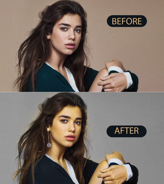 I will professionally edit or retouch your images precisely