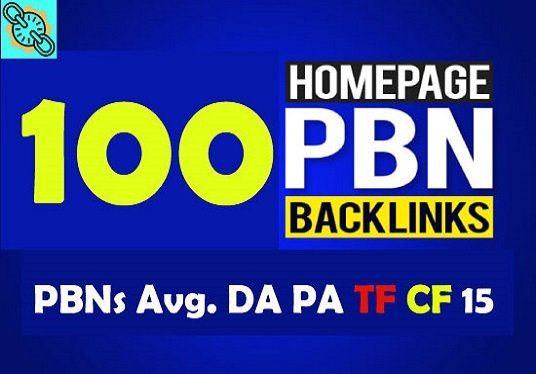 I will Create 20 Pbn High TF CF DA PA Backlink Permanent