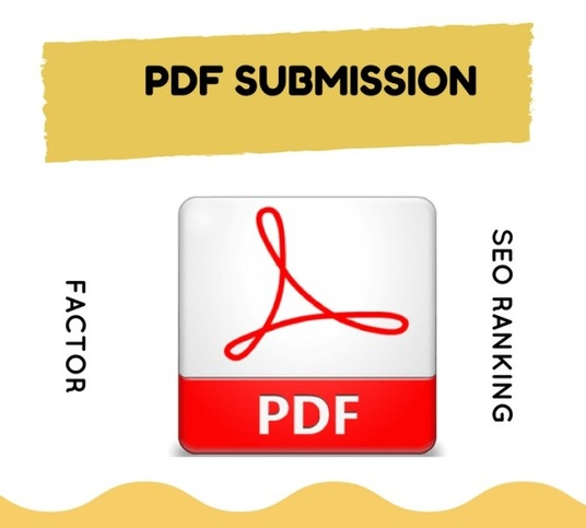 I will Do A PDF Submission To 10 Document Sharing Sites