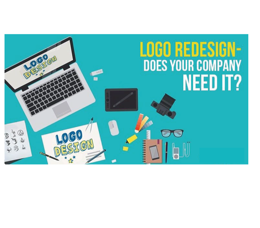 I will do Logo Redesign