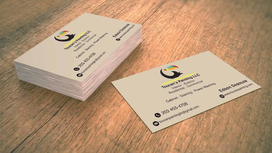I will do professional print ready business card designs