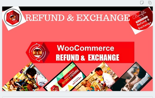 I will do Product Refund and Exchange functionality setup in WooCommerce Store
