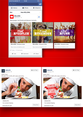create an Attractive Facebook Ad