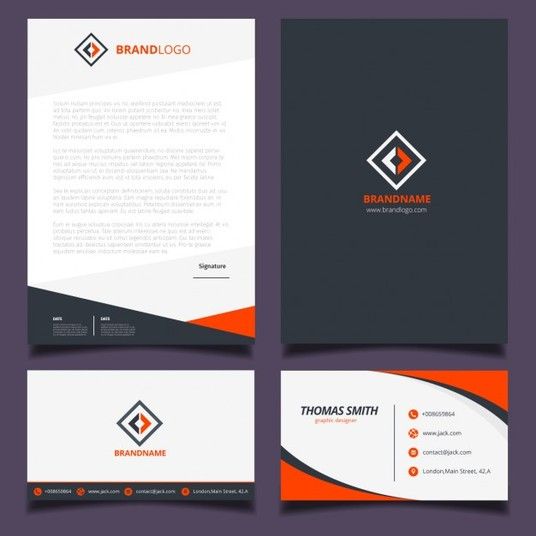I will do business card and stationery design
