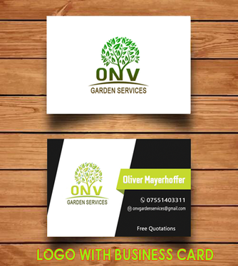design a Logo with Bussiness Card