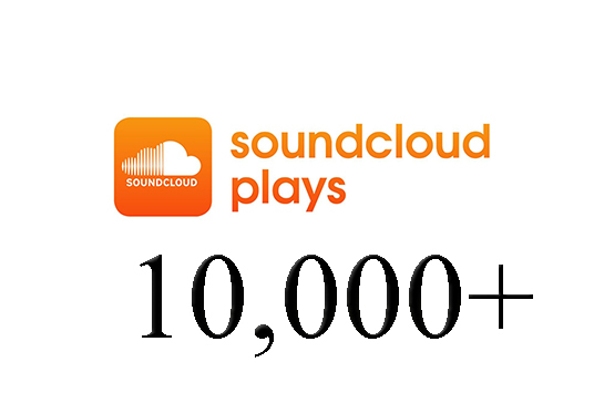 I will Provide 10,000+ Soundcloud Plays Superfast