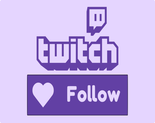 I will add 300+ Real Twitch Followers