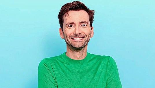 I will record a message for you as David Tennant