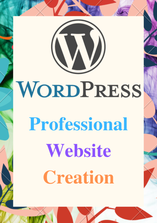 I will Install & Create Professional WordPress Website For You