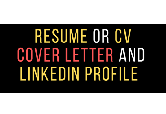 I will write your ATS compliant CV, cover letter, and optimize your LinkedIn profile