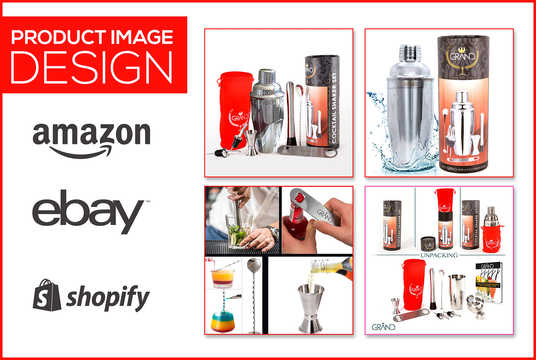 I will Edit Your Product Pictures For Amazon Or Ebay Dropship