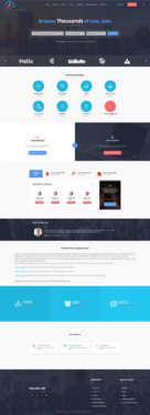 Convert Xd To Html, Psd To Html, Sketch To Html Bootstrap 4