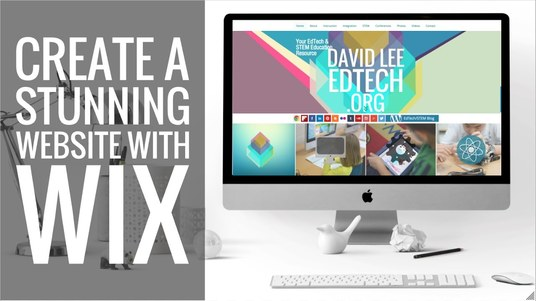 I will design responsive and creative wix website