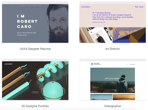design responsive and creative wix website