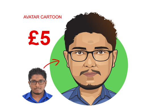 Draw The Best Cartoon Of Your Photo