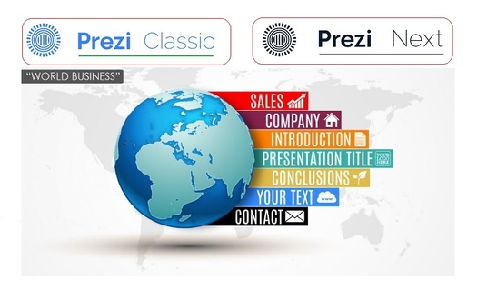 Create A Professional PowerPoint or Prezi Presentation