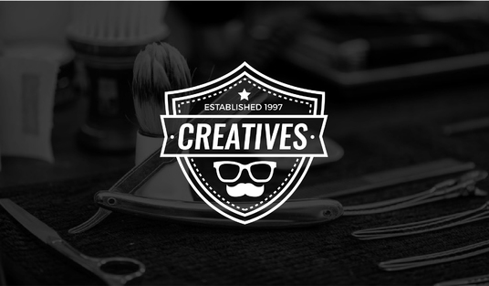 I will Do Hipster Retro Vintage Logo Design