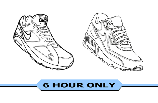 I will create a realistic Line art of Your Photos