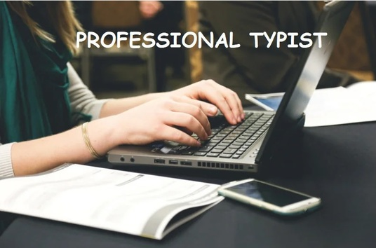 I will do Data Entry, Online & Offline Typing