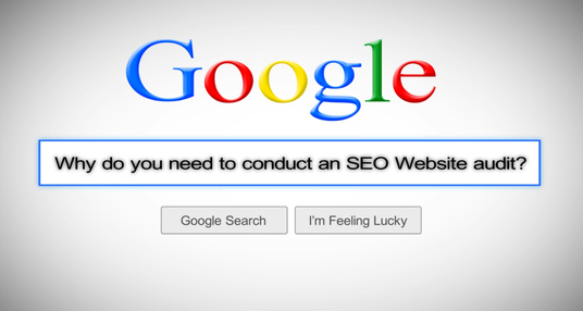 provide an SEO audit report of your website