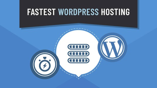 I will Host your Wordpress website on our high powered Servers!