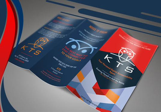 Design Tri Fold Brochure Design For You