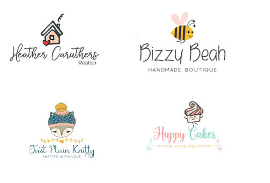 I will design Hand drawn logo with unlimited revisions