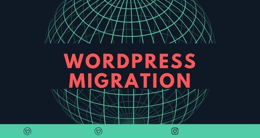 I will migrate your WordPress website to new domain