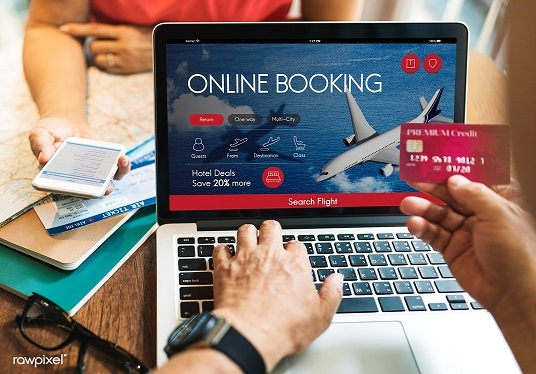 I will make online reservation and hotel booking website
