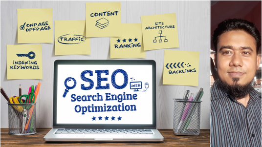 I will be your website SEO expert, Ranking Up Website in Search Engine