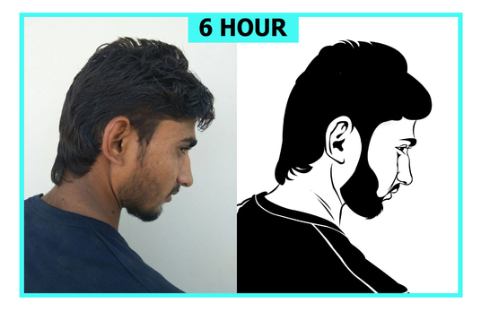 I will Do Line Art Illustration Of Your Photos