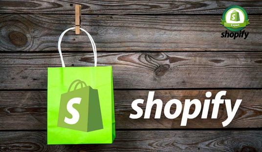 I will Design & Customize your Shopify Store