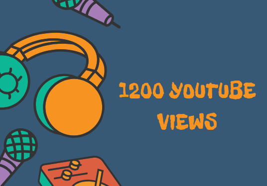 I will provide you with authentic  you tube views