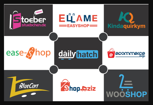 Design eCommerce Logo for Online Store
