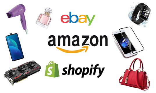I will edit product photos for ebay or amazon